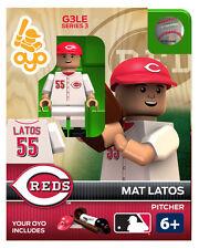 Matt Latos MLB Cincinnati REDS Oyo Mini Figure NEW G3