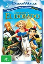 The Road to El Dorado NEW R4 DVD