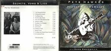 Pete Hawkes & Dave Swarbick cd album- Secrets,Vows & Lies