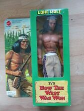 THE LONE WOLF HOW THE WEST WAS WON MATTEL VINTAGE 1978  NEW IN SEALED BOX