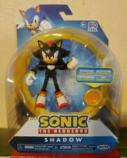 Sonic The Hedgehog Shadow Series 4 Articulated Figure IN HAND NEW 🔥🔥 HTF 🔥🔥