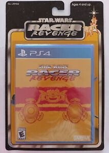 Star Wars Racer Revenge Classic Edition PS4 Limited Run #290