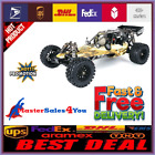 1/5 RC CAR ROFAN 450A 45CC ENGINES Gasoline With BER 2.4G LED Screen 3 Channel