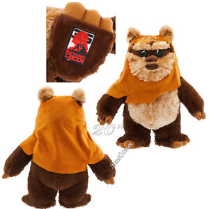 "20"" Wicket Ewok Large Plush Star Wars: Return of the Jedi 35th Ann. Disney Store"