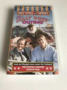 Only Fools and Horses, The Jolly Boys Outing VHS Video
