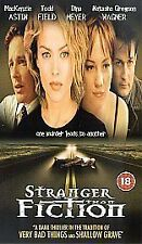 Stranger Than Fiction (2000). VHS Video Thriller MacKenzie Astin