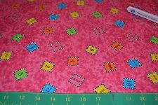 Count With Me by The Teachers Pet*871-1*Riverwoods Fabric*NEW QUILT COTTON * BTY