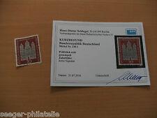 1956 BUND Posthorn  MNR 238 II gest. Kurzbefund Schlegel BPP 238II   ----,---- €