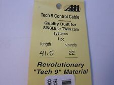 """New Allied Archery Amg Tech 9 Control Cable 41 1/2"""" 22 Strand Aaa More Listed"""