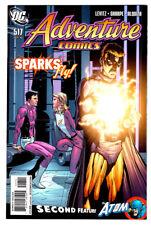 ADVENTURE COMICS #517 in NM condition a 2010  DC comic LEGION OF SUPER-HEROES
