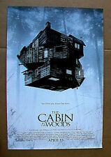 The Cabin In The Woods Mini Poster Drew Goddard Joss Whedon Kristen Connolly