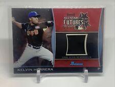2011 Bowman Draft Futures Game Relics Kelvin Herrera #FGR-KH