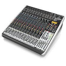 Behringer XENYX QX2442USB Professional Mixer 24in USB