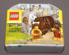 LEGO Iconic Cave Promo Set 5004936 Caveman & Cavewoman Minifigures NEW
