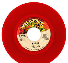The Cats- MARIAN  on  RARE EARTH 1970 red wax 45  PROMO !!  HEAR!!!