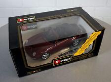 Sondermodell Burago 1/18 Porsche 911 Carrera 1993 Limited Edition - 3050 - RAR