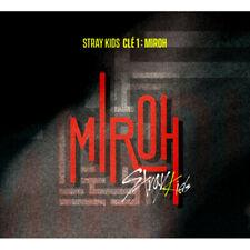 STRAY KIDS 4th Mini Album Clé 1 : MIROH KPOP Album+SEALED+GIFT+TRACKING