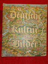 Cultura alemana imágenes. Deutsches vida en 5 siglos 1400-1900. obra 1934