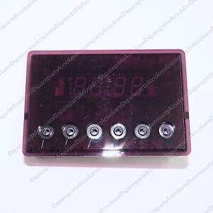 RANGEMASTER 55 90 110 Classic 6 Button Timer