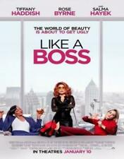 LIKE A BOSS (Region A BluRay,US Import.)