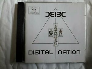 BAD COMPANY DIGITAL NATION CD 2001 ALBUM BREATHE WITH NEW UNRELEASED MIXES TOXIN