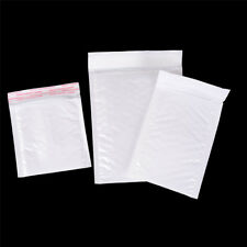 10Pcs Poly Bubble Mailers Padded Envelopes Shipping Packaging Bags Self Seal~ee