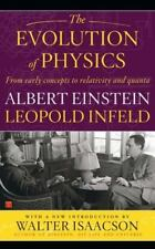 The Evolution of Physics : From Early Concepts to Relativity and Quanta by Leopo
