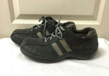 Sketchers Mens Size 9.5 Blue Gray Suede Loafers