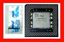 Intel Pentium MMX 200 MHz CPU 2.8v Socket 7 +HeatSink Compound. MAKE OFFER