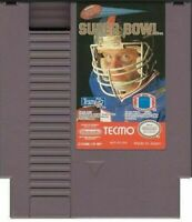 Tecmo Super Bowl - Nintendo NES Game Authentic