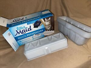 LitterMaid Waste Receptacles Automatic Litter Boxes For 3rd Edition Only 11