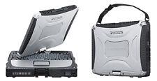 Panasonic Toughbook CF-19 MK-7, Core i5-3340M - 2.7GHz, 4GB, 128GB SSD , Webcam