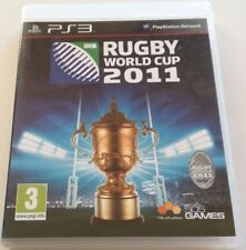 RUGBY WORLD CUP 2011 GIOCO PS3 PLAYSTATION 3 ITALIANO SPED GRATIS SU + ACQUISTI