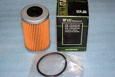1 filtre à huile Hiflofiltro HF655 KTM 250 450 SX-F EXC-F 500 EXC HUSQVARNA FC