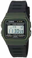 Casio Men's Classic Digital Quartz Resin Watch F-91WM-3ACF