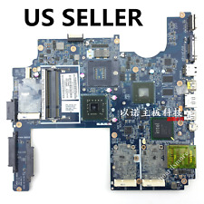 507169-001 Intel Motherboard for Hp Dv7 Dv7-1200 Laptops La-4083P, Nvidia Gpu,Us