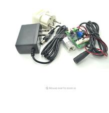 Industrial 12V 100mw 405nm Blue/Violet Light Laser Module w/Ttl 18x25mm with Eu