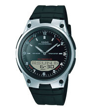 CASIO Standard AW-80-1AJF Analog Digital Combination Mens Watch WR 5 BAR
