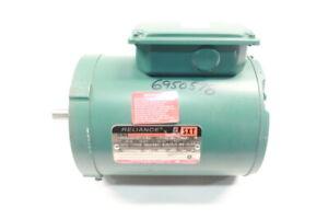Reliance P56X3833T Sxt Ac Motor Fk56c 3ph 3/4hp 1725rpm 230/460v-ac
