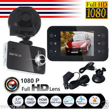 "2.7"" LCD Full HD 1080P Digital Video Recorder Car DVR Vehicle Camera Camcorder"