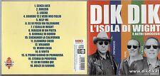 DIK DIK raro CD L'isola di Wight e altri successi 2000 fuori catalogo