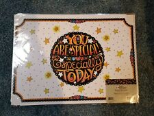 Mary Engelbreit Placemats You Are Special, Especially Today New