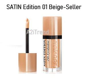 Bourjois 24H Liquid metal & Satin Eyeshadow with Applicator Sealed -Choose shade