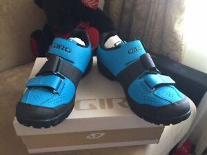 Giro Terraduro Mountain Bike Shoes - SPD (Unisex) 40 (US: M Shoe Size 7½, F 8½)