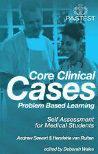 Pastest: Problem Based Learning for Core Clinical Cases-ExLibrary