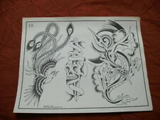 1984 Spaulding & Rogers Flash Art Triple Threat Design Page 18