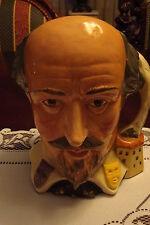 Royal Doulton Shakespeare large character jug. D6689[*]