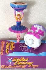 BALLET DANCER SPINNING TOP MINT IN BOX Shackman Toy Ballerina We Ship Worldwide!