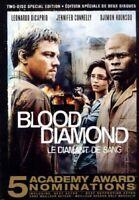 Blood Diamond ( DVD, 2006 ) 2 Disc Set