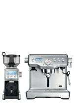 NEW Breville the Dynamic Duo Espresso Machine BEP920BSS